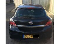Vauxhall Astra Coupe Tailgate In Black Colour (2007)