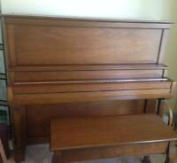 Gently Used Sherlock-Manning Piano