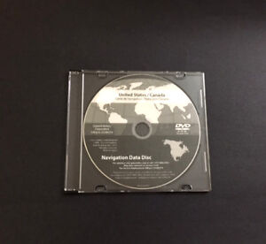2005-2012 Chevrolet Corvette NEW Navigation DVD Map Update 10.0 GM 23286274 GPS