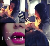 SPECIAL EYELASH EXTENSION TRAINING $625