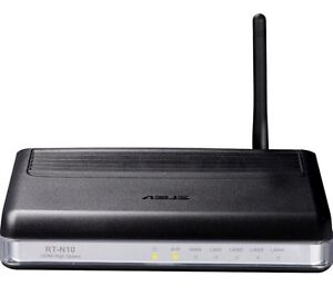 BRAND NEW Asus Wireless Router RT-N10+