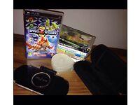 Psp 3000 + games
