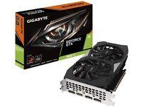 New & Sealed Gigabyte GeForce GTX 1660 Ti OC 6GIG Graphics Card