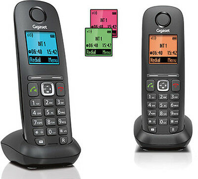 Gigaset A540H DECT VoIP IP handset for N300IP N300AIP N510IP