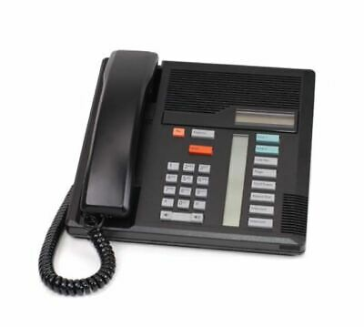 Avaya Nortel phones, Norstar M7208, Model  NT8B30-03 Black