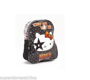 Hello-Kitty-Do-You-Love-Me-Kids-School-Bag-Backpack-Rucksack-Shoulder-Bag