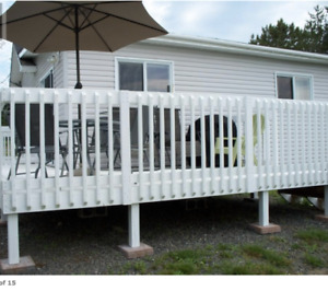 Private lakeside room for rent in downtown Richibucto NB Canada