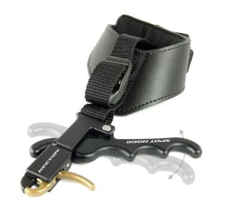 New 2021 Spot Hogg Keeton Bow Release Aid W/ Buckle Wrist Strap