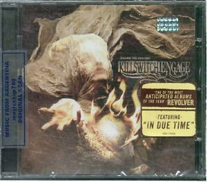KILLSWITCH-ENGAGE-DISARM-THE-DESCENT-SEALED-CD-NEW-2013