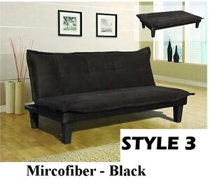 BLOWOUT SALE! Brand New in Box Sofa Bed Sleeper Futon 2 Styles
