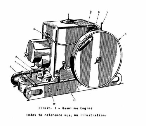 IH International Harvester LB Engines Manual on CD