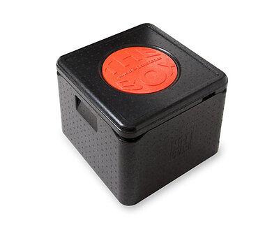 EPP Thermobox Pizza 41 x 41 x 33 cm Isolierbox Pizzabox Kühlbox Art. 79772 NEU Pizza Box