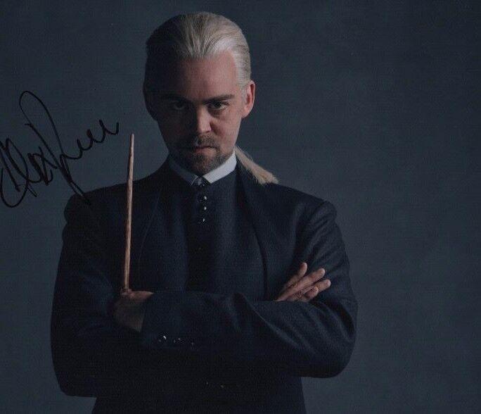 Alex Price Harry Potter Cursed Child Autographed Signed 8x10 Photo COA #1