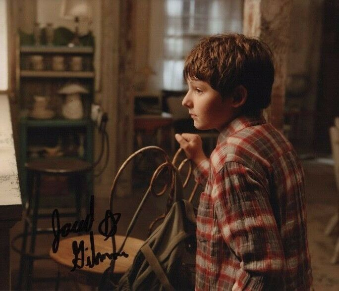 Jared Gilmore once Upon A Time Autographed Signed 8x10 Photo COA #2