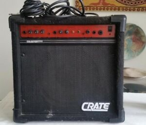 CRATE TUBE DELUX 35 Guitar amp(CELESTION Equipted)