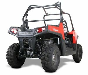 COTE A COTE PARTS PIECES SIDE BY SIDE POLARIS RZR 800 2008