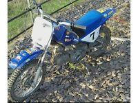 py90 replica has 125cc engine plus other bike
