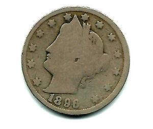 1883-1912-Liberty-Head-Nickels-1896-SKU-9037