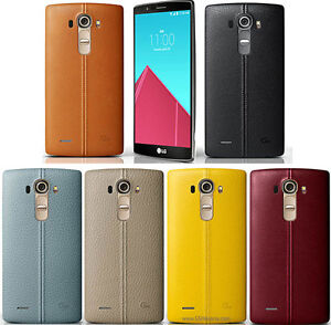 LG G4 UNLOCKED 32GB SMARTPHONE GRADE A EXCELLENT CONDITION