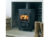 Morso 1410 Squirrel Standard Stove Squirrel Side/Plain Door (BRAND NEW)