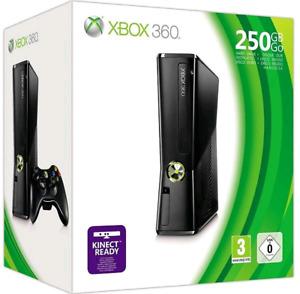Xbox 360 250GO