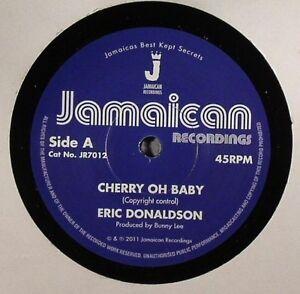 Eric Donaldson - Cherry Oh Baby LTD 7