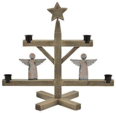 Kerzenhalter Pyramide mit Engel 39x36cm Advent Weihnacht, gebraucht gebraucht kaufen  Stuttgart