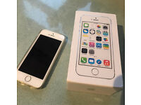 Apple iPhone 5s 16GB White - EE/Tmobile/Orange/Virgin
