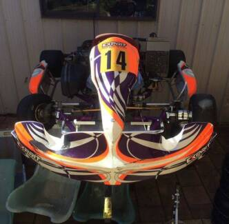 DD2 Exprit Neossis Go Kart