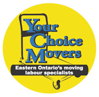 Your Choice Movers. Personable, Professional and Reliable.