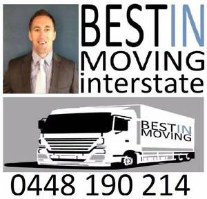 BESTIN MOVING INTERSTATE Removals Backloading Melbourne To Cairns Melbourne Region Preview