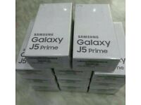 Samsung Galaxy j5 prime unlocked brand new boxed