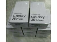 Samsung Galaxy j5 prime unlocked brand new boxed