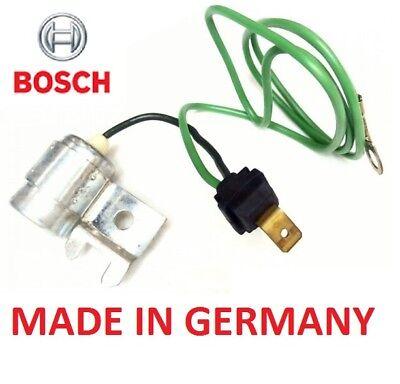 BOSCH Ignition Condenser AUDI FOX  VOLKSWAGEN DASHER MERCEDES 220 GERMAN MADE