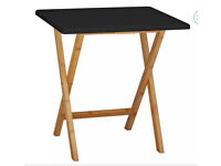 Folding Bamboo 2 Seater Table