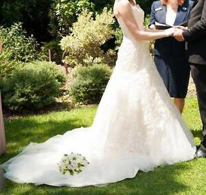 Wedding Dress Mirabella by Maggie Sorretto bridal gown size 8 Blair Athol Port Adelaide Area Preview