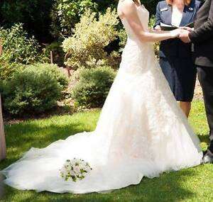 Wedding Dress Mirabella by Maggie Sorretto bridal gown Blair Athol Port Adelaide Area Preview