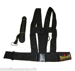 Morgan-Power-Speed-Resistance-Strap-Long-Belt-Band-Harness-Training-Running-Pull