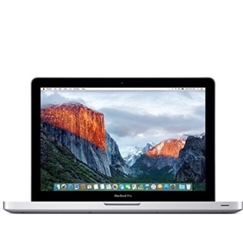 "Apple MacBook Pro 13.3"" 2.5GHz i5 8GB 500 GB( 2012) A+ Grade 12+1 Month Warranty"