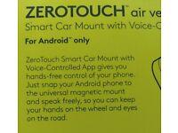 LOGITECH ZERO TOUCH AIR VENT (HANDS-FREE CAR MOUNT/VOICE CONTROL) £15