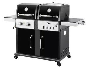red centre 4 burner hooded bbq instructions