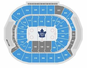 Toronto Maple Leafs vs Buffalo Sabres Jan 17th