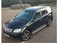 MERCEDES ML 320 CDI 4MATIC BARGAIN CHEAP NO PX SWAP S3 4x4 JEEP R32 X5 RANGE ROVER DSG