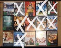 Über 100 DVD Bluray Konvolut Sammlung Auflösung Klassiker Filme Hessen - Rodgau Vorschau