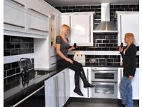 Brand new offer 10 complete kitchen units and Worktop