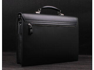 Montblanc Platinum Series Leather Briefcase Bag Camberley Picture 3