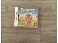 Nintendo ds tigerz game