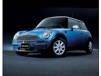 Mini Hatch Cooper 1.6 3door low mileage 55 Reg