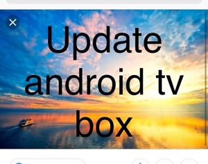 Update your android tv box kodi 17.6