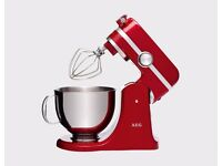 AEG Ultramix KM 4000 1000W Kitchen Mixer Machine Food Preparation RRP £350.00 - BRAND NEW